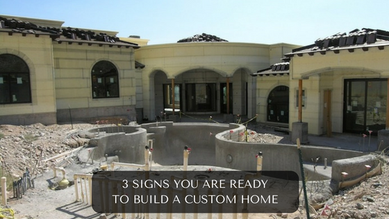 3 signs you are ready to build a custom home arlington for Ready to build homes